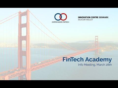 FinTech Academy Intro Meeting