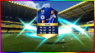 FIFA 17 EPL TOTS PACKS *1 MILLION COIN TOTS PACK OPENING*  (FIFA 17 TEAM OF THE SEASON SBCS & PACKS)