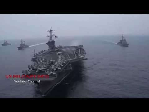 What 3 US Supercarriers in the Asia Pacific Means for North Korea