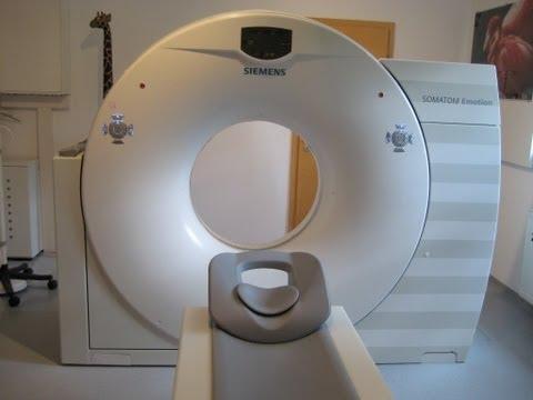 Computertomographie (CT) In Der Radiologischen Praxis Dr. Handwerker Von A Bis Z