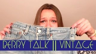Berry Talk&Fashion || Vintage