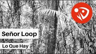 Señor Loop - Lo Que Hay (Audio Oficial)
