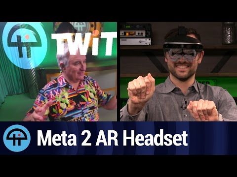 The Future of AR - Meta 2