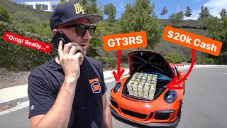 WIN A PORSCHE GT3RS WITH $20,000 CASH MONEY! *OMAZE*