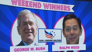 Mark Halperin: George W. Bush Won the Weekend