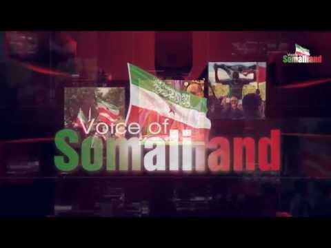 Voice of Somaliland - Africa Nations Cup UK 2015
