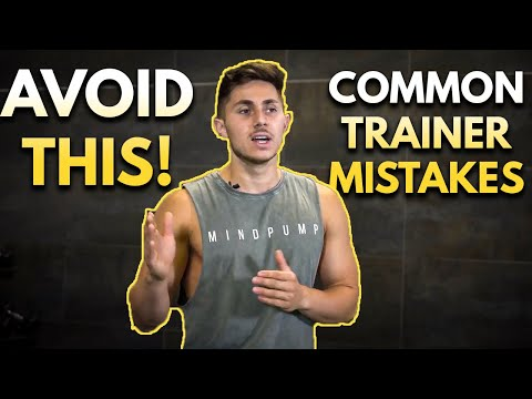3 Mistakes MOST Personal Trainers Make (NEW Trainers WATCH THIS!)