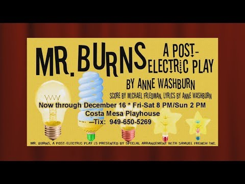 Mr Burns - A Post-Electric Play - Now thru Dec 16th (Costa Mesa Playhouse)