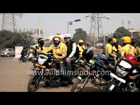 Bike Taxi service in Gurgaon