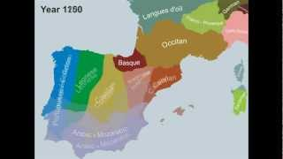 History of Languages in Southwest Europe