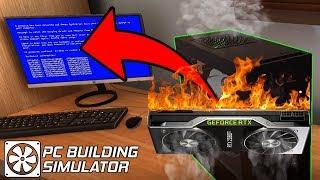 PODKRĘCAMY RTX 2080TI - PC Building Simulator