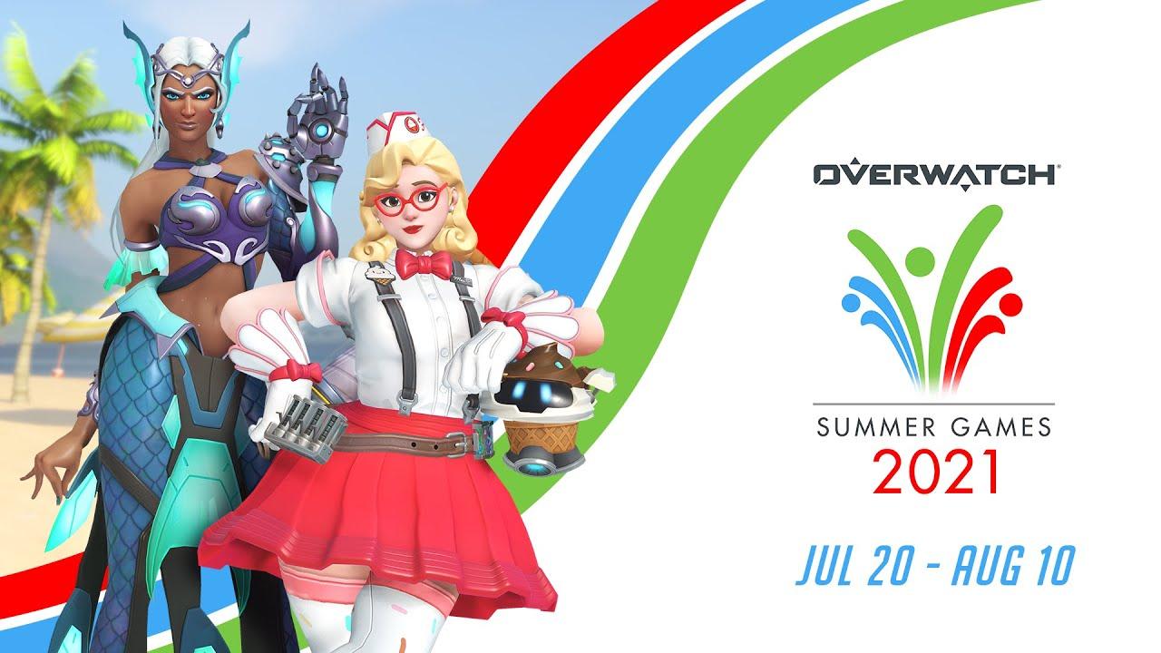 Overwatch Summer Games | July 20 - August 10
