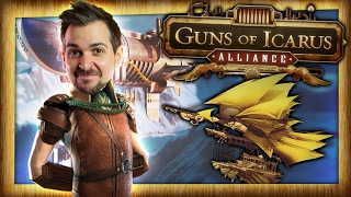 EXCLUSIVE FIRST LOOK | Guns of Icarus Alliance (DLC)