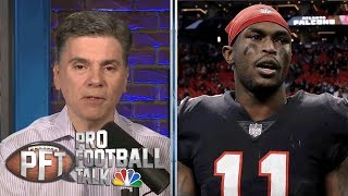 PFT Overtime: Should Falcons give in to Jones' contract demands?   Pro Football Talk   NBC Sports