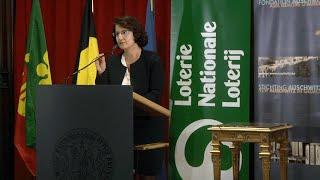 S. Mert - Conseillère de Son Excellence C.-F. ARNOULD, Ambassadeur de France en Belgique - 2019-10