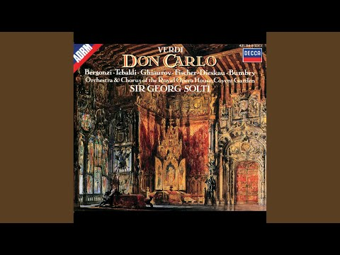 """Verdi: Don Carlo / Act 4 - """"Giustizia!"""""""