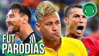 Baixar ♫ BRASIL EMPACOU, CR7 brilhou e Messi pipocou | Paródia Locked Out Of Heaven - Bruno Mars