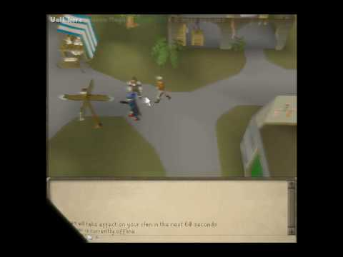 RuneScape µ Crash Glitch by 9 O Percent (Feb. 25 2009)