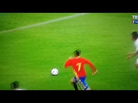 ALVARO MORATA AMAZİNG GOALLL!  Spain 6- 1 South Korea 01/06/2016