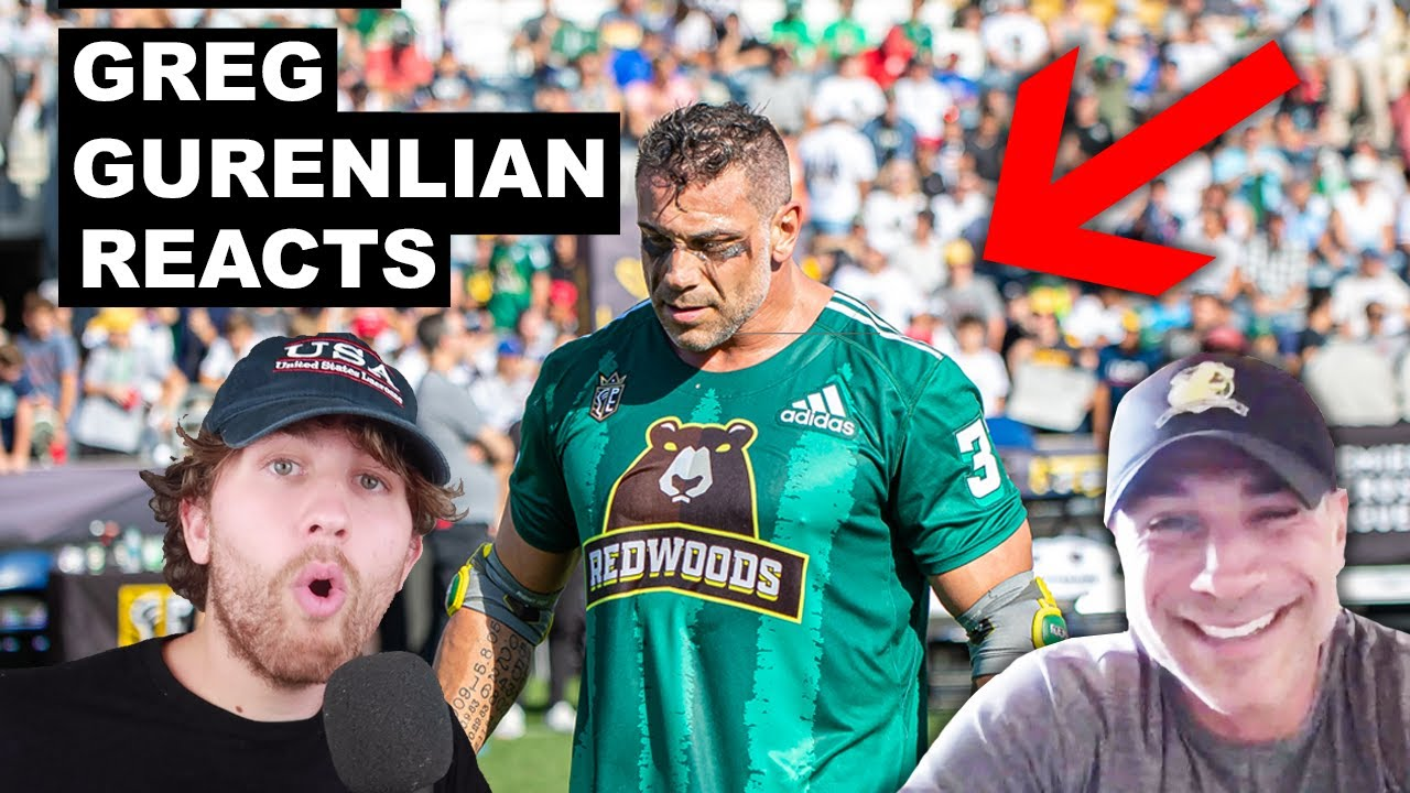 """Greg """"THE BEAST"""" Gurenlian REACTS TO His Highlights 