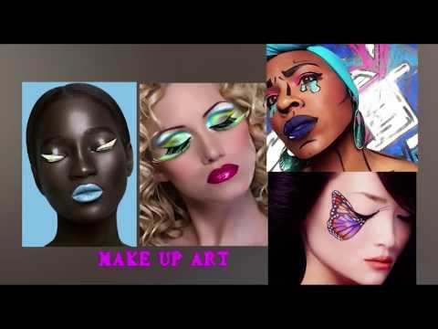 C'Midi Club: Le métier de make up par Jessica BAMBA