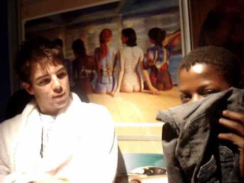 Cape Town's #1 Pizza - Episode 1, Rape