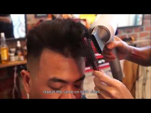 How to do a Jelly Roll Hairstyle - Teddy Boy - The Ted