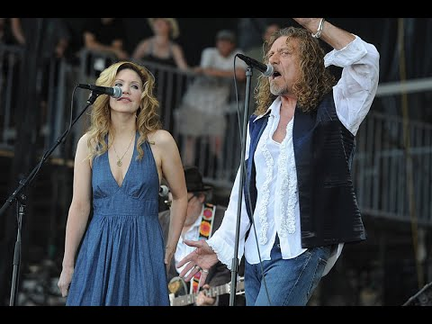 Is There a New Album From Robert Plant and Alison Krauss?