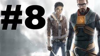 Half-Life 2 Chapter 8 Sandtraps Walkthrough - No Commentary/No Talking