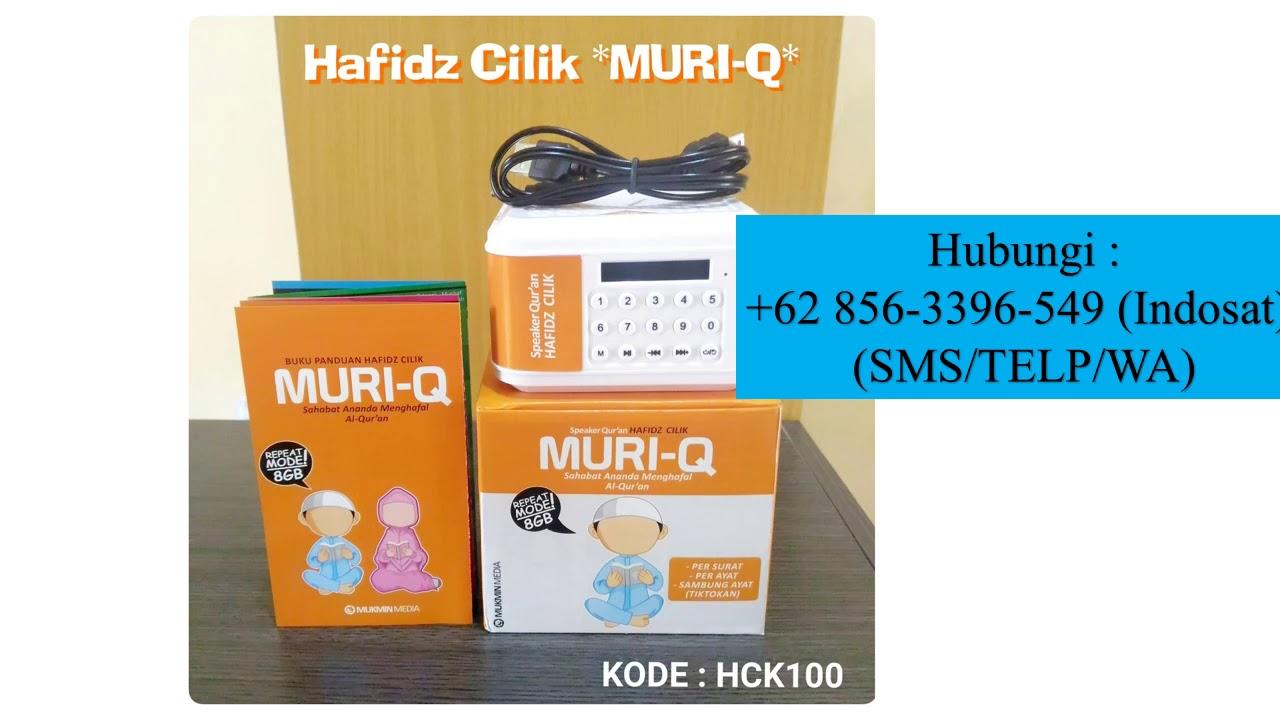 Indosat 62 856 3396 549 Wa Sms Telp Jual Speaker Murottal Al Quran 25 Qori Radio Model