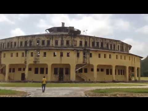 CUBA: Isla de la Juventud, Presidio Modelo