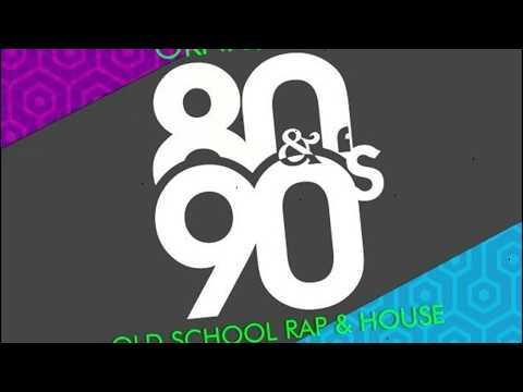 Ornique's 80s & 90s Old School Rap & House Mix Set