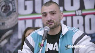 Press Conference Recap: Golovkin vs. Martirosyan