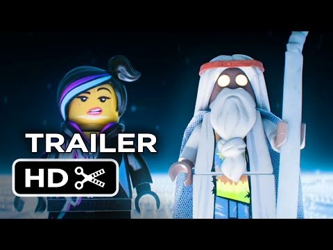 The LEGO Movie Extended Main Trailer (2014) - Animated Movie HD