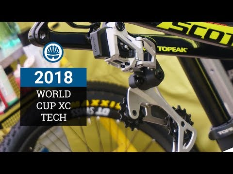 Incredible XC World Cup Tech - Skimpy Droppers, Extreme Positions & Massive Gearing