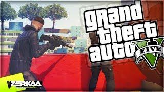 SNIPERS VS BIKERS | GTA 5 Funny Moments | E564 (GTA 5 Xbox One)