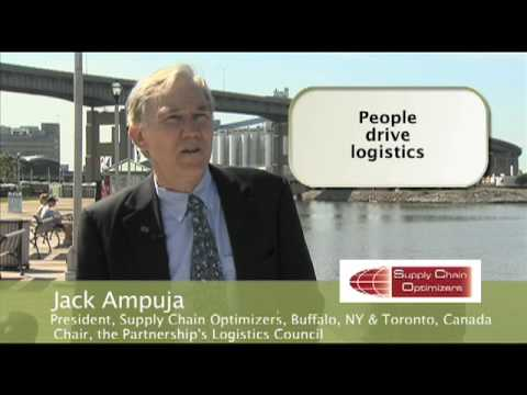 Buffalo Niagara Partnership Economic Forecast Bonus Footage: Logistics