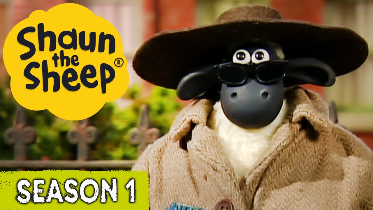 Takeout & Mountains out of Molehills | Shaun the Sheep S1 (x2 Full Episodes)