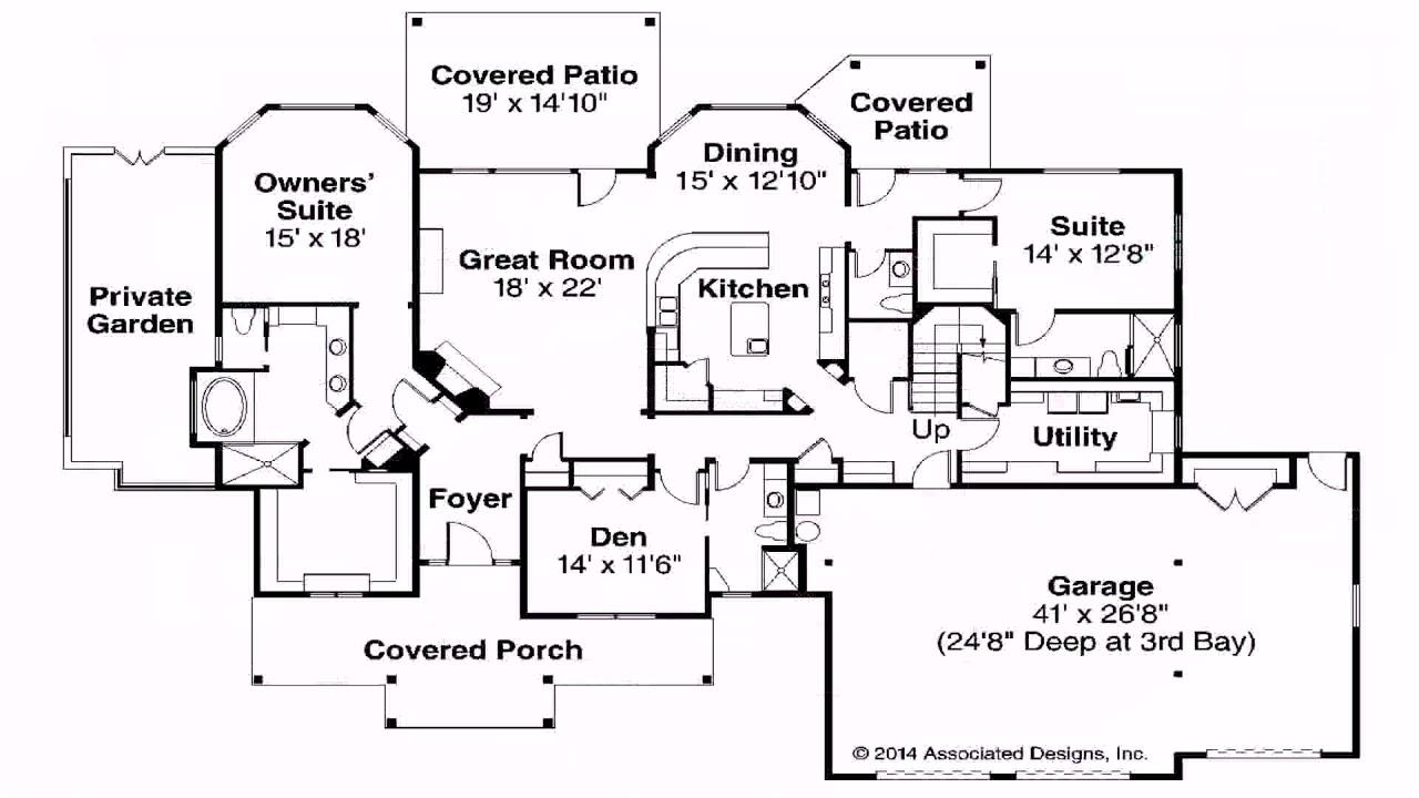 House Floor Plans No Basement