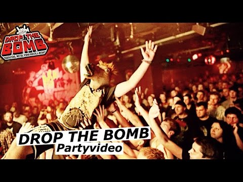 DROP THE BOMB Partyvideo   November 2014   BRUTALGEIL.Events