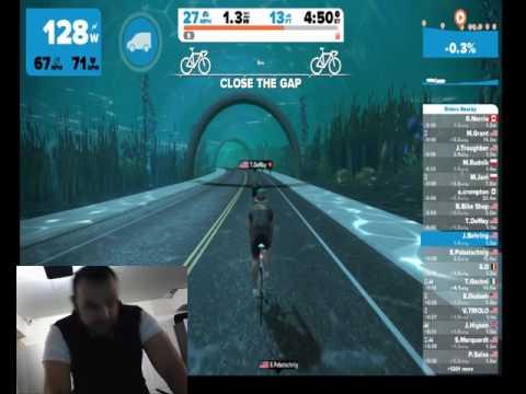 John Behring's Zwift Live Stream Episode 004