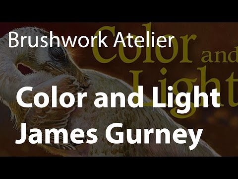 Análise de Livros - Color and Light - James Gurney