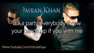 Imran Khan Ft Lucky - Ni Nachleh (LYRICS)