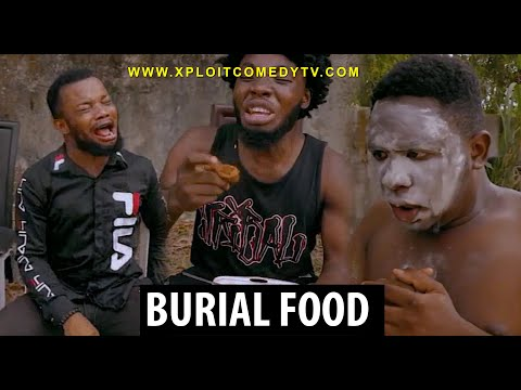 The Burial 🤣🤣 (xploit comedy)