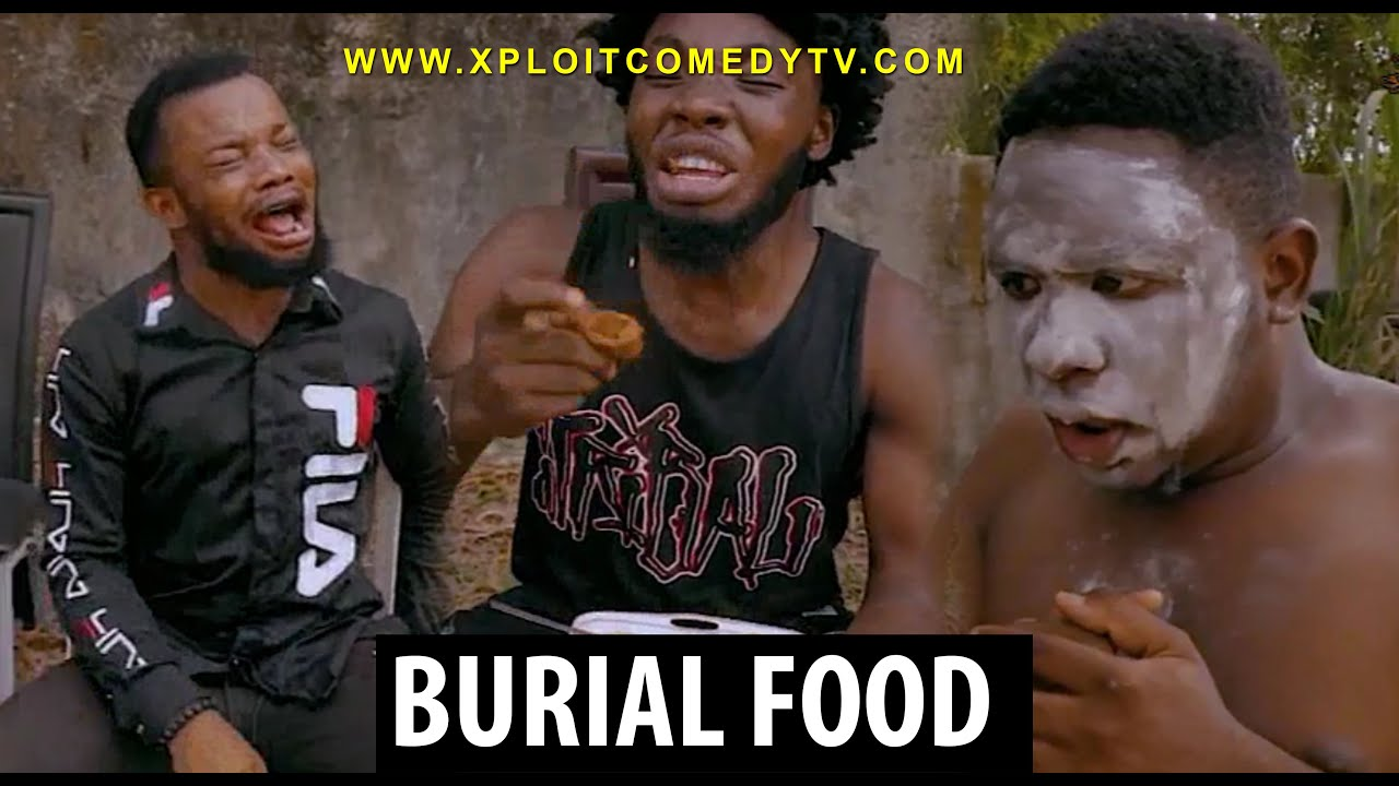 Download BURIAL FOOD (xploit comedy)