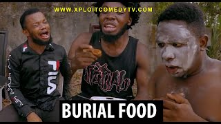 The Burial  xploit comedy