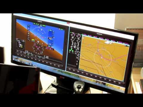 Learjet 70-001 Garmin G-5000 Flight Simulator