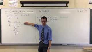 Using t-results to Solve Trigonometric Equations (Example 2)