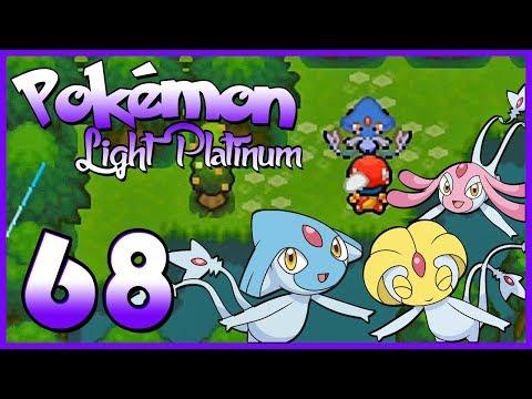 "Pokémon Light Platinum: Parte 68 - ""AZELF, UXIE E MESPRIT"""