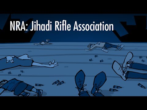 NRA: Jihadi Rifle Association